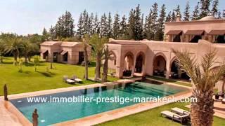 Superbes villas Marrakech