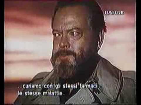 Shylock monologue, Orson Welles