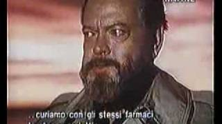 Shylock monologue, Orson Welles
