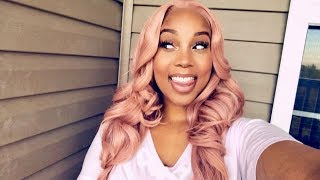 Gorgeous Pink Wig Under $50! | Hairspells.com