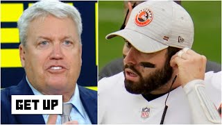 Rex Ryan: Baker Mayfield has failed to live up to the hype | Get Up