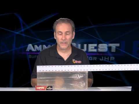 Ammo Quest.380 ACP: HPR HyperClean XTP test JHP in Taurus TCP 738 and ClearBallistics gelatin