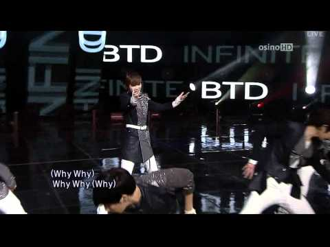 [11.02.27] Infinite - BTD (Before The Dawn) Remix [HD]