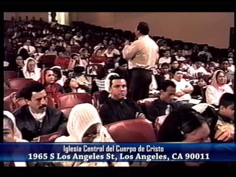 NUESTRO EJEMPLO DE HUMILDAD por el pastor Rafael Rodriguez