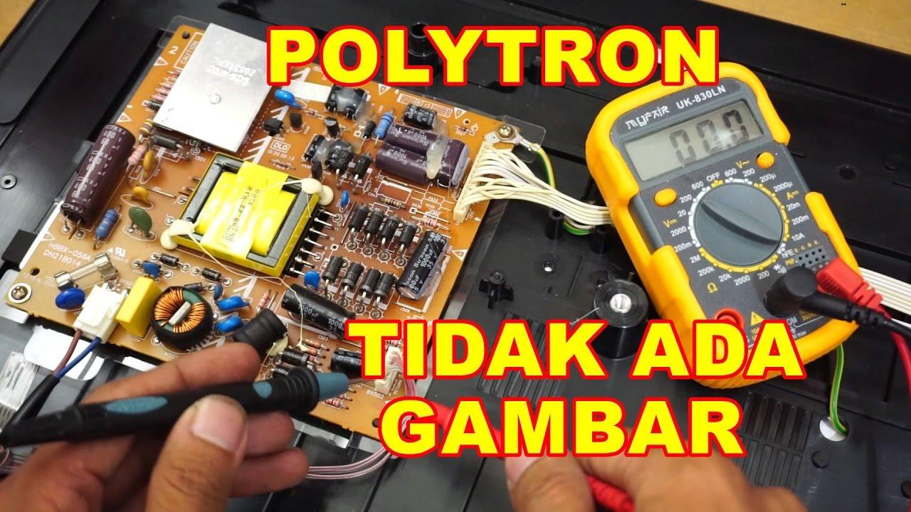 Tv Led Polytron Tidak Ada Gambar Vlog67