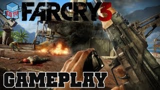COTV - FAR CRY 3 Gameplay Commentary Campaign