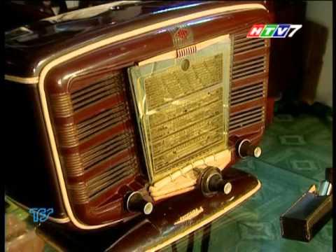 Máy Radio cổ - Phạm Ngọc Trường