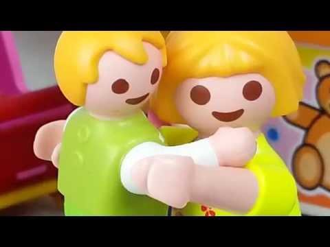 Benny ist weg Playmobil Shopping Center Film seratus1 bébé est parti