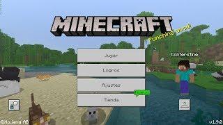 Empezamos survival en minecraft bedrock/windows 10
