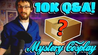 Q&A With Mystery Cosplay! 10k Subscribers! - Tarks Gauntlet