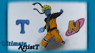 "Speed Drawing Naruto ""T"""