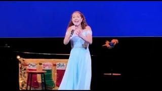 "Jillian Michelle Smith - ""When Will My Life Begin?"" - Broadway Princess Party"