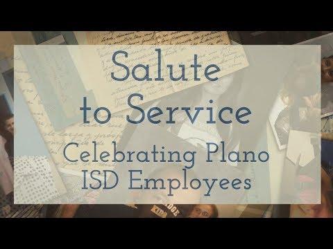 Salute to Service video playlist