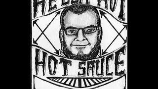 """Hella Hot Hot Sauce """"jalapeno Cucumber"""" Hot Sauce Review"""