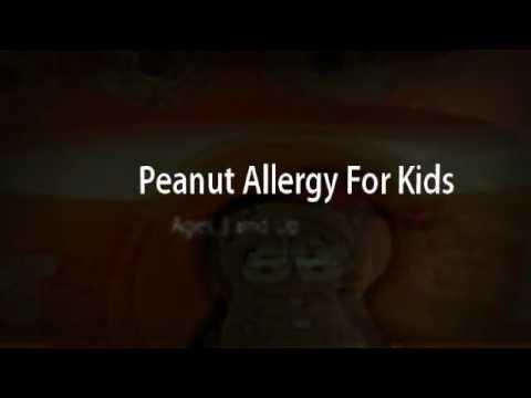 Peanut Allergy Awareness for Kids
