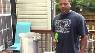 How To Steam Live Maryland Blue Crabs