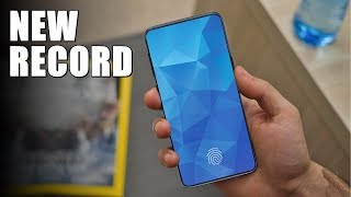 Samsung Galaxy S10 - THE CHIP BROKE RECORDS