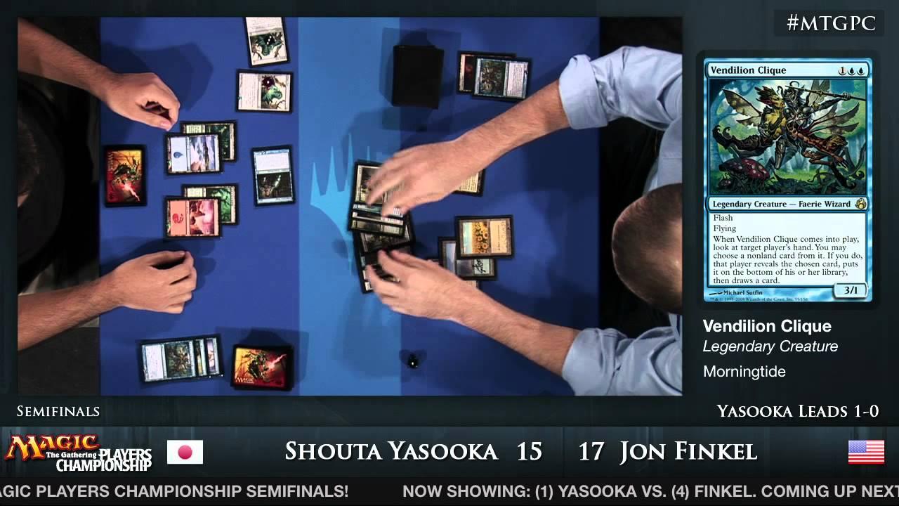Download 2012 Players Championship Semifinals: Shouta Yasooka vs. Jon Finkel
