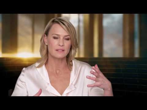 "Wonder Woman [HD] 2017| ""Antiope"" Interview - Robin Wright"