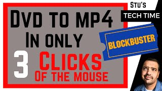 How to Rip DVD to MP4 in Only 3 Steps - Complete Tutorial to Convert DVD to MP4