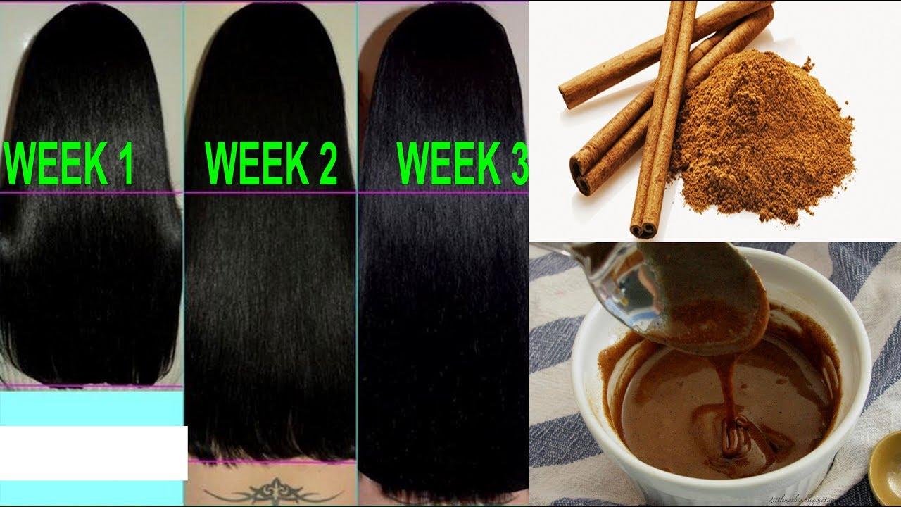 Cinnamon Mask To Grow Your Hair Like Crazy Grow Long