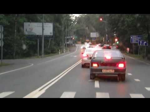 Рублево-Успенское шоссе Барвиха Жуковка