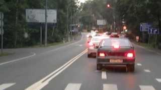 Рублево-Успенское шоссе Барвиха Жуковка(, 2013-11-16T16:49:11.000Z)