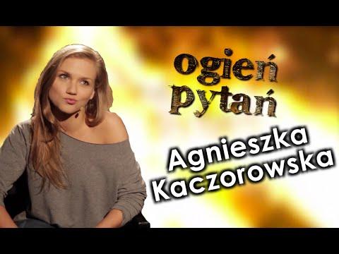 Agnieszka Kaczorowska - Ogień pytań