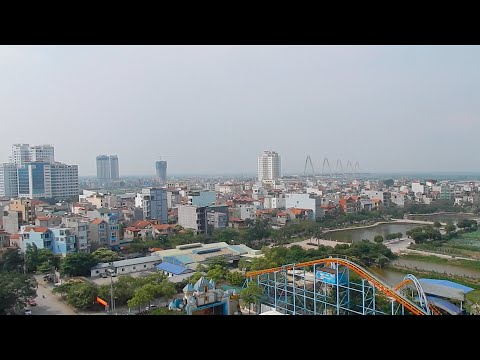 NO DRONE ALL SKILL | Hanoi Vietnam