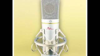 Aureal MC330 test micrófono condensador - guitarra acústica