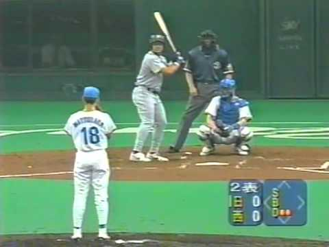 1999.7.20 西武vs日本ハム16回戦...