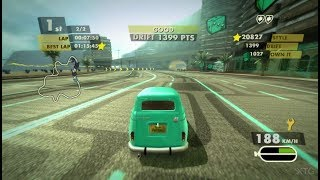 Need for Speed: Nitro Wii Gameplay HD (Dolphin Emulator)