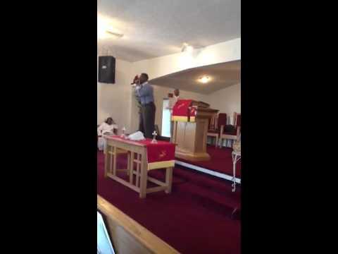 Bishop Michael G. McCrary@Ebenezer P.B.C.-Murfreesboro,TN