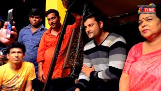Kabula Barabula Odia Film Shooting Set Masti Anubhav Mohanty Papu Pom Pom Elina E Time