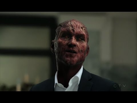 Lucifer S03E24 : Lucifer kills Cain and Chole Decker saw the Real Face of Lucifer