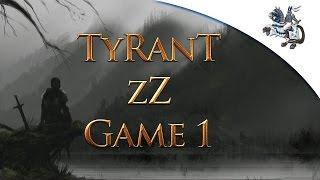WiC Double Elim - TyRanT vs Dreamers zZ [Game 1]