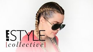 How to Do Athleisure Hairstyles Like the Celebs | E! Style Collective | E! News