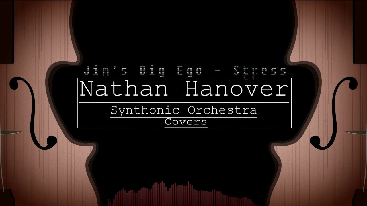 NHSO Covers | Jim's Big Ego - Stress (Jimquisition 2017 Cover) - YouTube