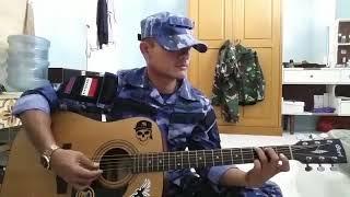 suara emas TNI AU ..jilbab biru