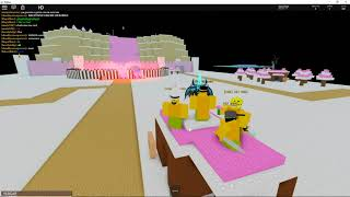Roblox Every Border Game Ever: Part 10 Meet the cUrSeD eVeNtS