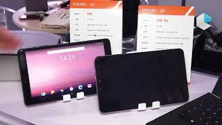 Chuwi GBox Pro, Hi8 Air, Hi9 Air, Surbook Pro