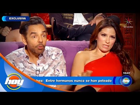 Alessandra Rosaldo revela cómo es la relación con las ex de Eugenio Derbez | Ponle la cola... | Hoy