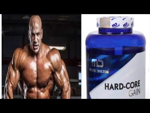 MD muscle hard core gain..... Nutrition facts