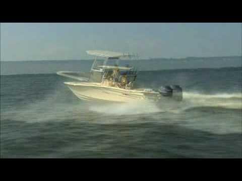 Grady White 257 Advance - YouTube