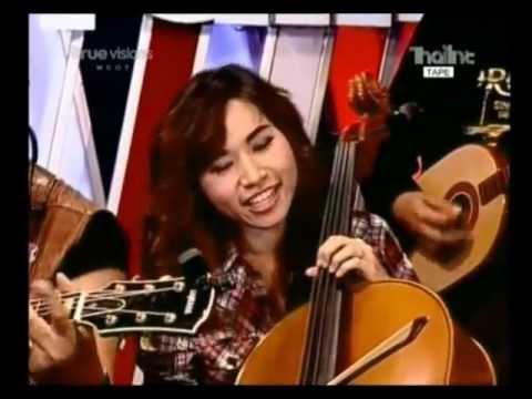 Footpath Trio - สาวเลยลอตเตอรี่ | Thaiไทย [05-09-2012]