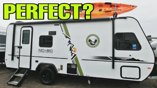 The COMPACT No-Bo! Lots to love about these Travel Trailer RVs! NB19.5
