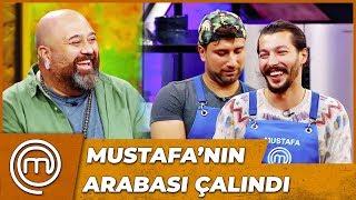 Yasin ile Mustafa'nın Araba Anısı | MasterChef