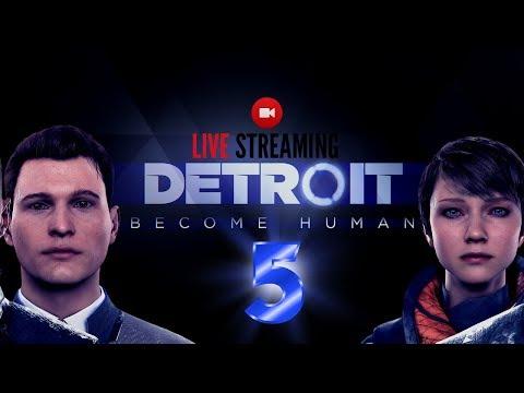 Detroit Become Human Livestream Finale Ik Haat Mezelf Zo Hard