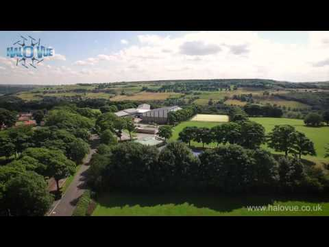 Calderdale by drone