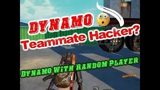 Dynamo Hacker Teammate ?   #DynamoGaming Explained Hacking Allegations   Dynamo New Video